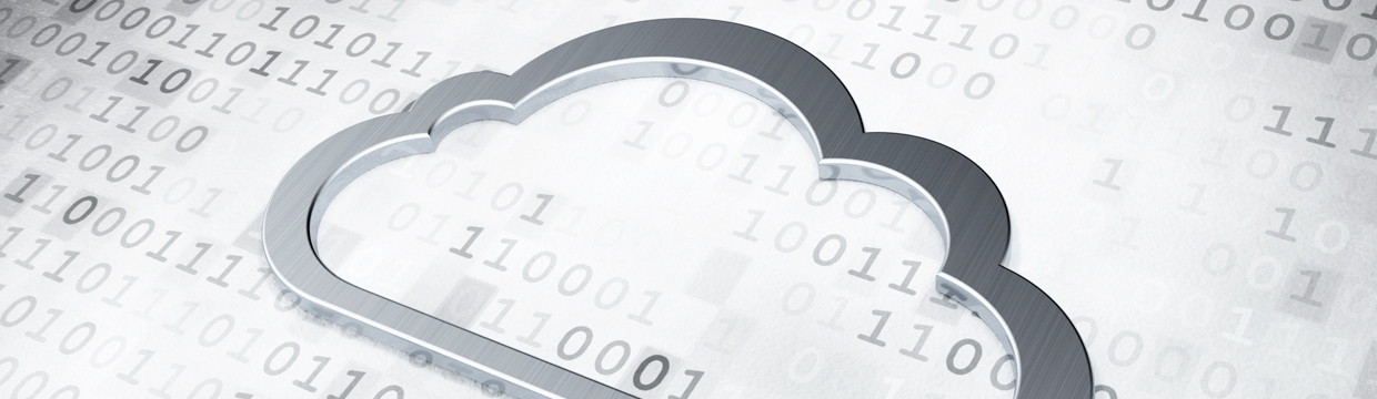 Cloud-Computing mit Binärcode